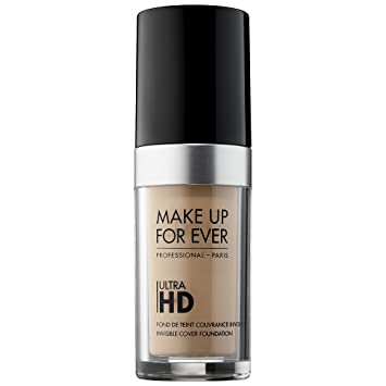 Amazon.com : MAKE UP FOR EVER Ultra HD Invisible Cover Foundation ...