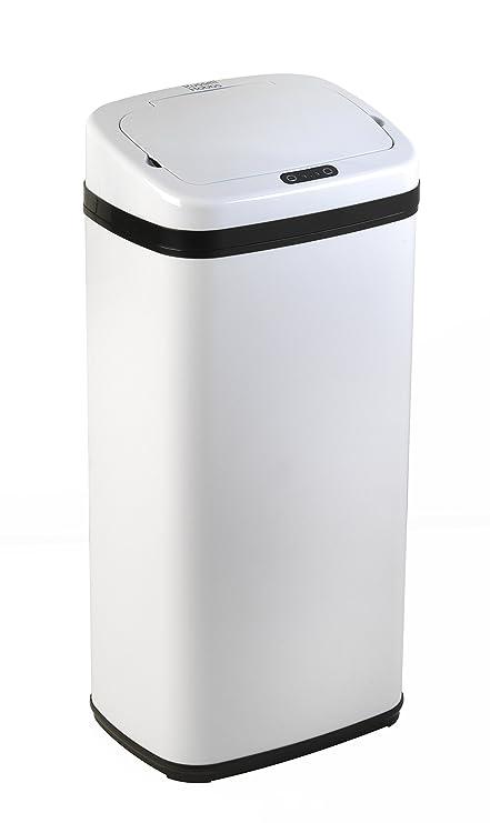 Russell Hobbs BW04511 Cubo de Basura Manos Libres, con Sensor de Movimiento, 30 l