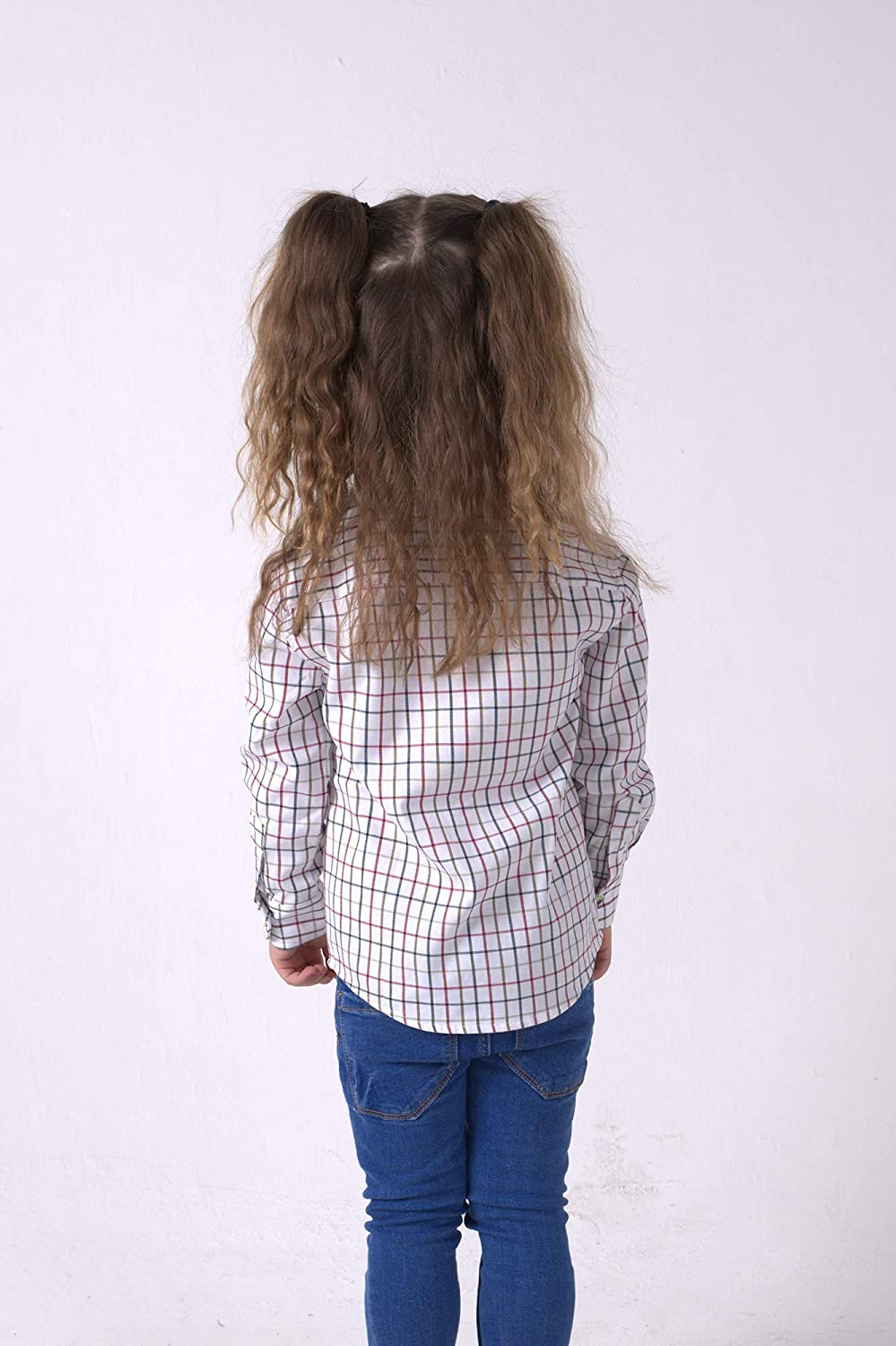 Country Classics Kids Long Sleeved Check Country Shirts