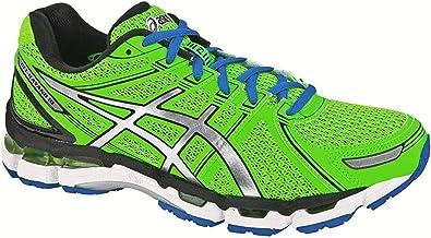 ASICS Gel-Kayano 19 Zapatilla de Running Caballero, Verde, 48: Amazon.es: Zapatos y complementos