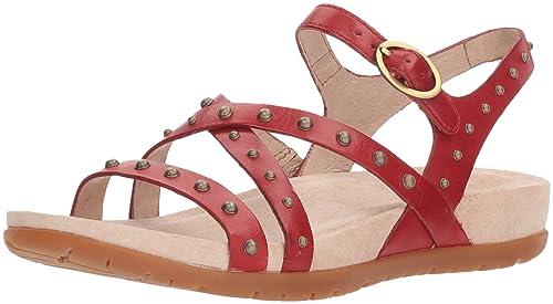 dafcfd859e3 Dansko Women's Brigitte Flat Sandal