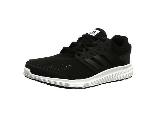 Zapatillas Adidas Galaxy 3 Running Hombre Negras