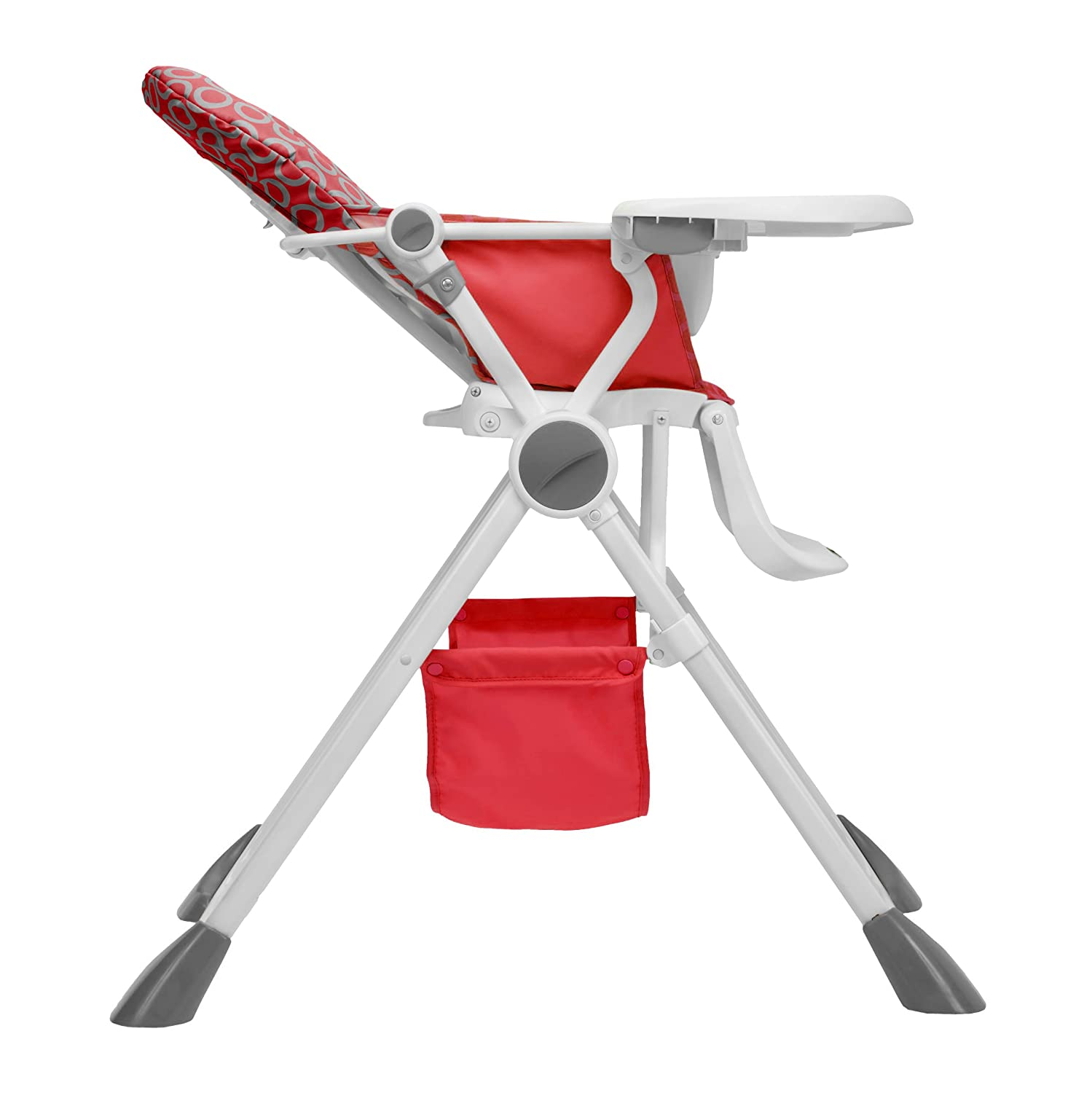 Chicco Pocket Lunch Highchair Red Wave Amazon Baby