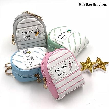 Shopaholic Colorful Fruit Mini Keychain Bag Hanging Wallet Frames ...