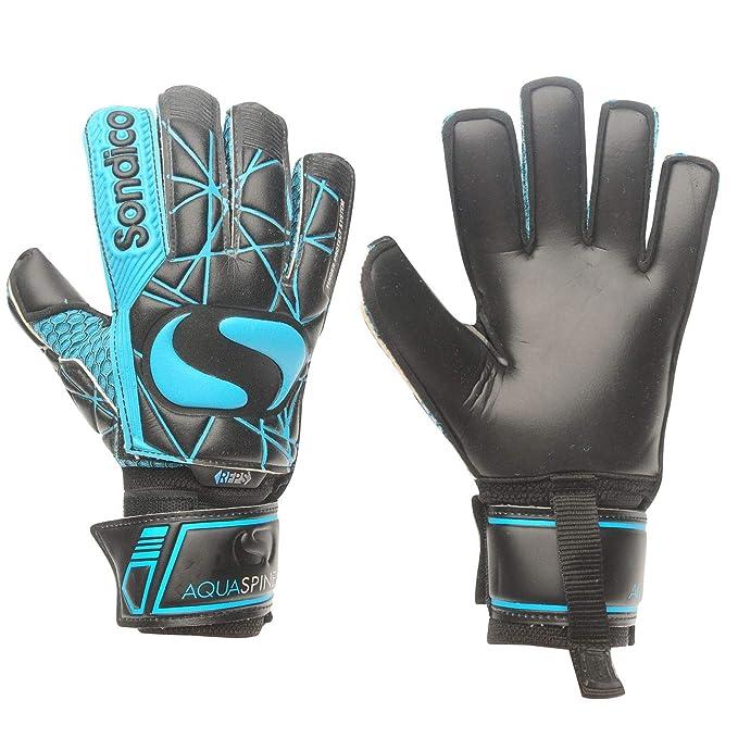 Details about  /Sondico Kids Aqua Elite Gloves Juniors Goalkeeper Breathable Mesh Breathability