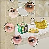 Orion Golden Crystal Eye Mask Under Eye Gel Pads