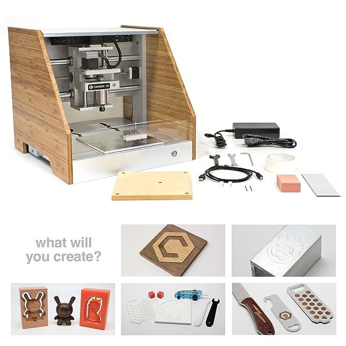 Nomad 883 Pro Home/Hobbyist - Máquina CNC: Amazon.es: Juguetes y ...