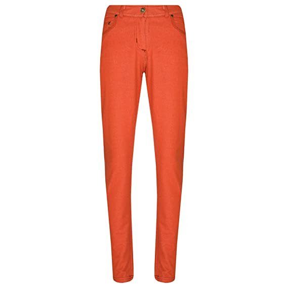 663b8fd6fd631 A2Z 4 Kids® Girls Skinny Jeans Kids Rust Stretchy Denim Jeggings Fit Pants  Trousers 5-13 yrs: Amazon.ca: Clothing & Accessories