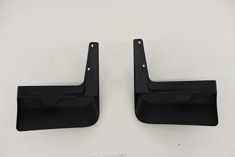Set of 2 Nissan Genuine Accessories 999J2-XZ003 Front Splash Guard,
