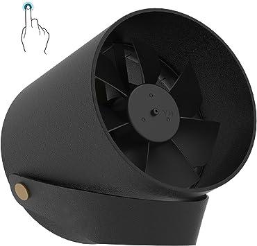 MENQANG Ventilador de Escritorio USB portátil Mini Ventilador de ...