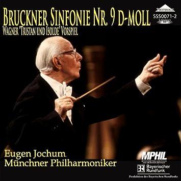 SSS0071 ブルックナー:交響曲第9番、ワーグナー:「トリスタンとイゾルデ」前奏曲