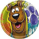 Scooby Doo Dessert Plates 8ct