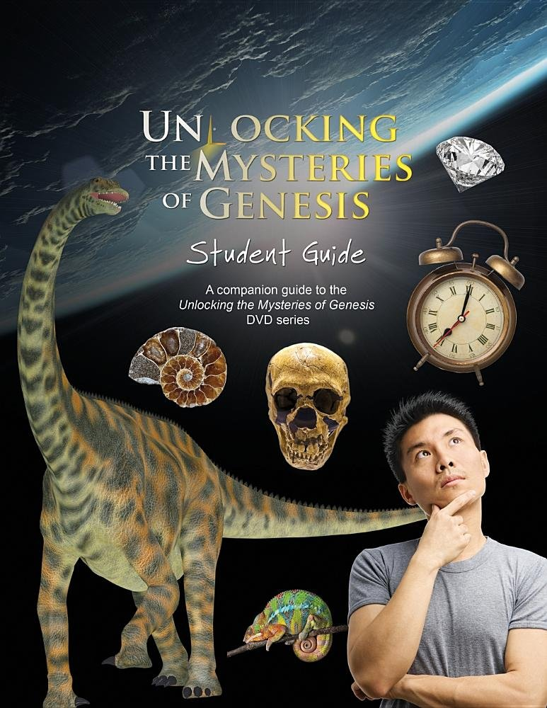 Download Unlocking the Mysteries of Genesis Student Guide PDF
