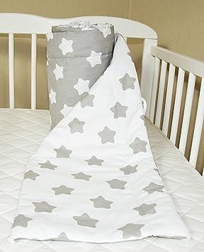 360x30cm 180x30 cm Bettnestche Bettumrandung Nest Kopfschutz Nestchen 420x30cm