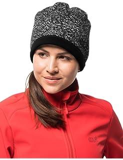 Jack Wolfskin Women s Belleville Crossing Windproof Fleece Beanie Hat 1baaf136b77b