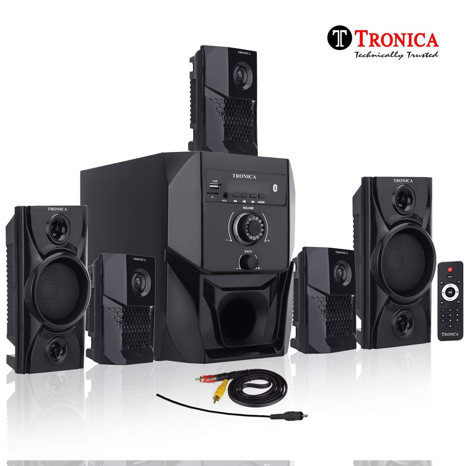 Tronica Best home theater system in india