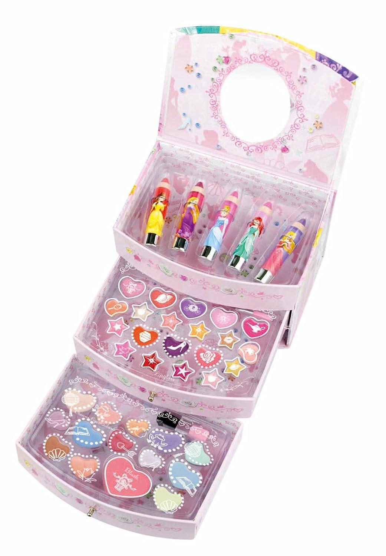 Disney Princess Forever a Princess Makeup Jewellery Box Markwins