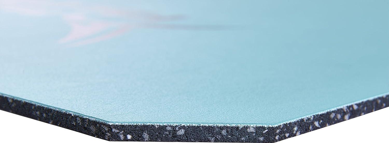 Pallid Falcon FalconONE/©: Zweischichtige Fitnessmatte mit speziell entwickeltem SMART-Foam/© Aus recycelten Materialien Rutschfest abwaschbar und schadstofffrei 100/% Made IN Germany.