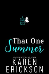 That One Summer Kindle Edition