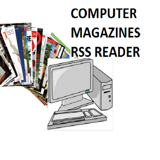 Computer magazines rss reader