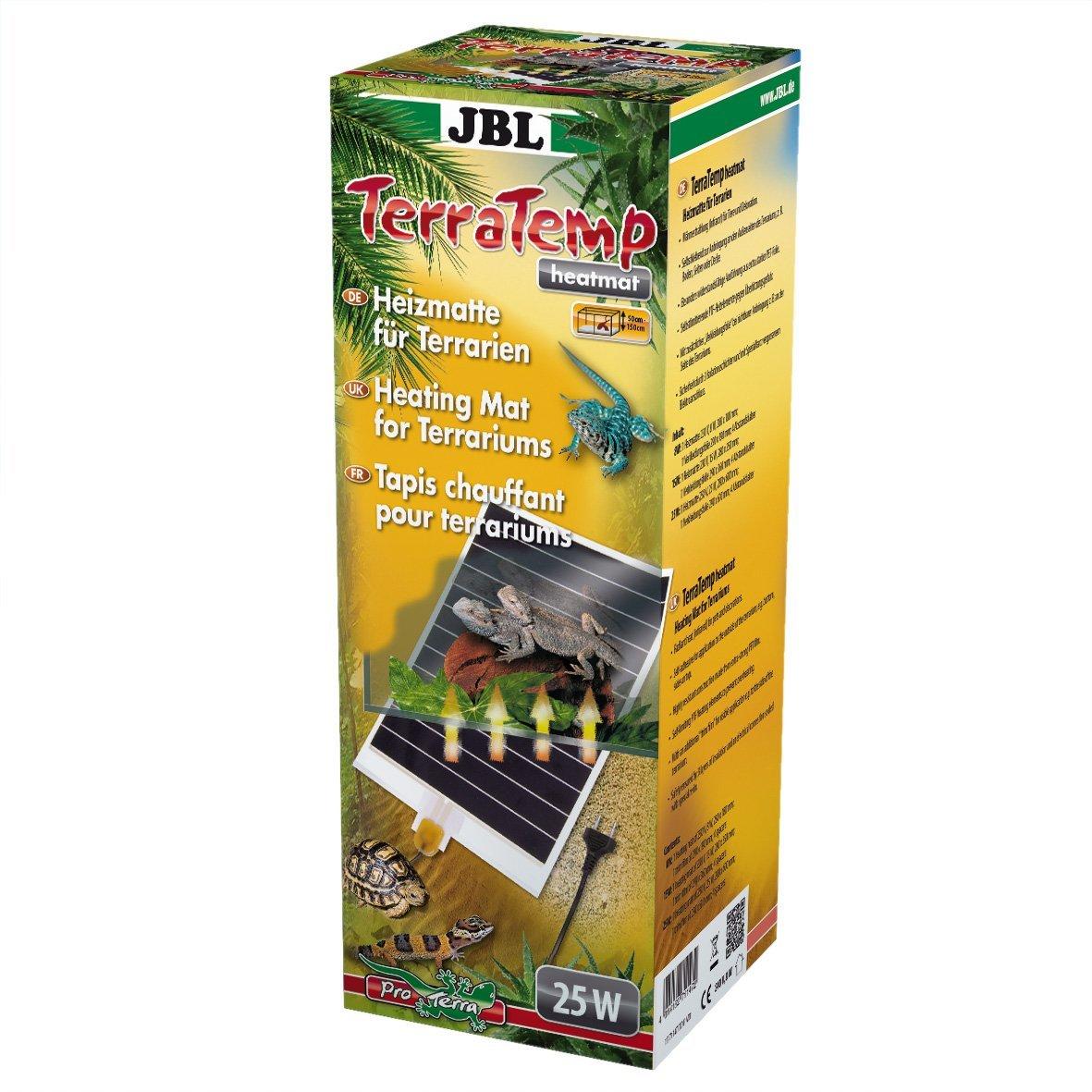 JBL TerraTemp heatmat 15W, Tapis chauffant pour terrarium 7114800