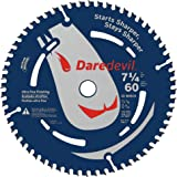 Bosch DCB760 7-1/4 In. 60 Tooth Daredevil Portable Saw Blade Ultra-Fine Finish