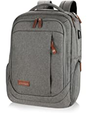 124fdbb560ee KROSER Laptop Backpack Large Computer Backpack for 15.6-17.3 Inch Laptop  with USB Charging Port