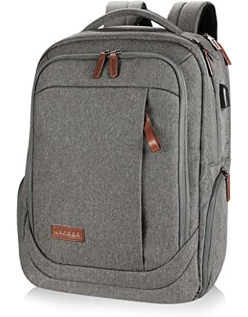73fdb6542173 KROSER Laptop Backpack Large Computer Backpack for 15.6-17.3 Inch Laptop  with USB Charging Port