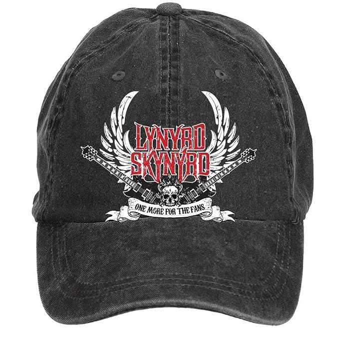 Tommery Unisex Lynyrd Skynyrd Logo Hip Hop Baseball Caps  Amazon.ca   Clothing   Accessories 50200ed0b34