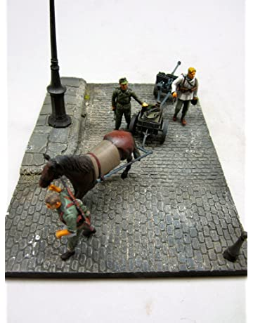 Echelle 1/35 Base Diorama N ° 3 – Dimensions 198 mm x 150 mm