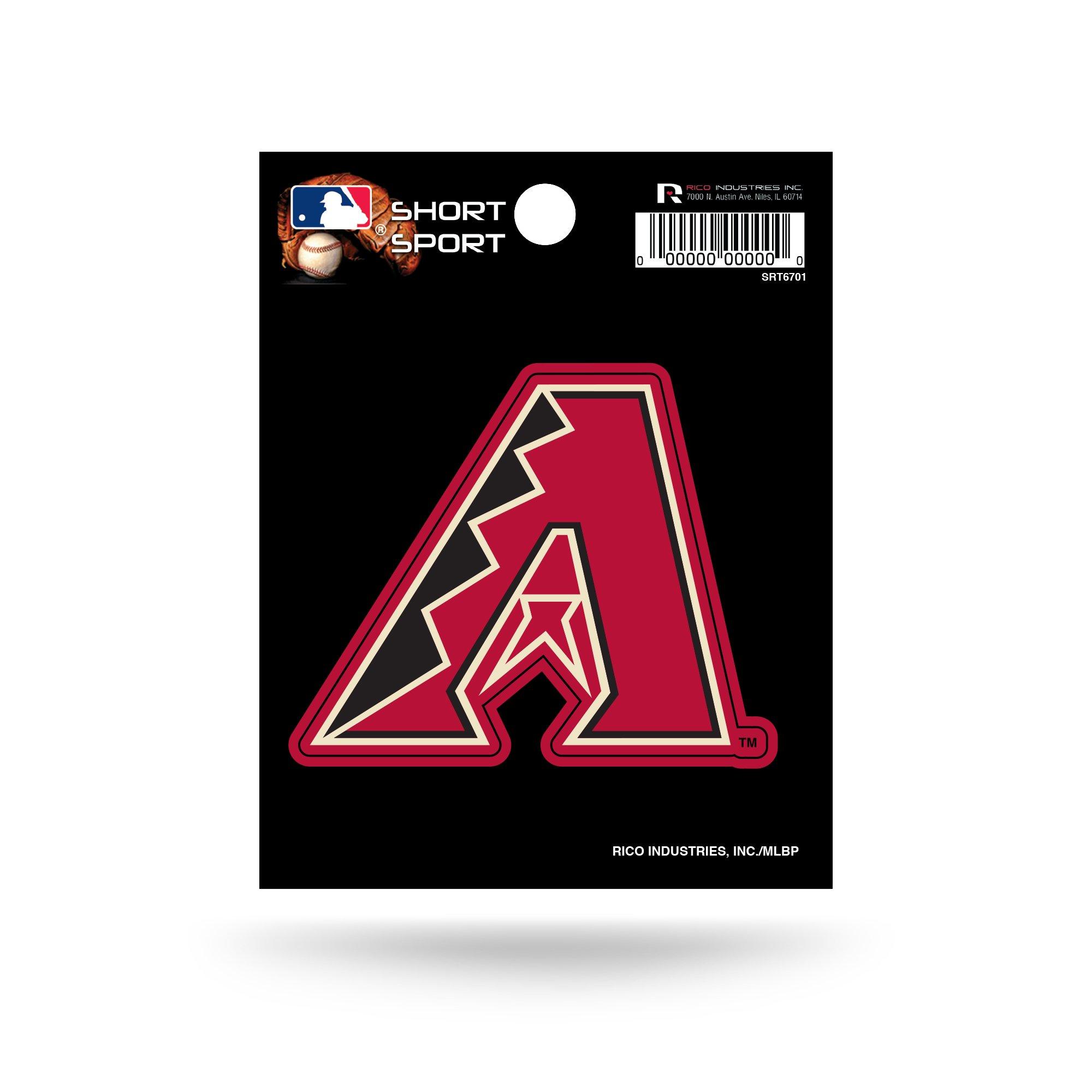 MLB Arizona Diamondbacks Short Sport Decal