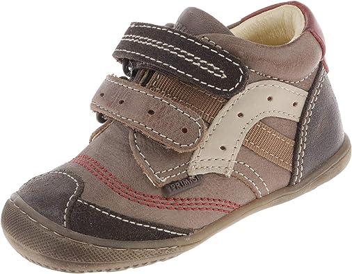 Perfecto pico Abierto  Primigi. Zapatilla para bebé con Cierre de Velcro, Color marrón, Color  Marrón, Talla 19 EU: Amazon.es: Zapatos y complementos