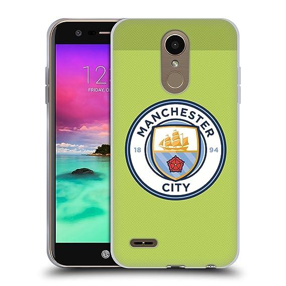 Amazon com: Official Manchester City Man City FC Home Goalkeeper
