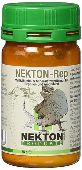 Nekton rep Vitaminas y Complementos para reptiles: Amazon.es: Productos para mascotas