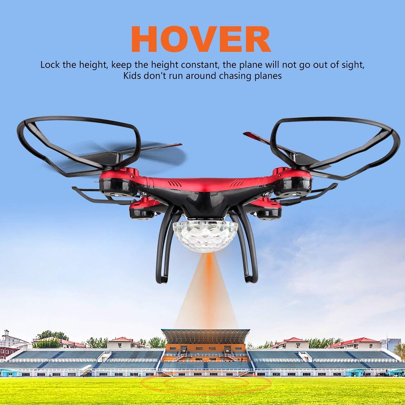 Axis Aircraft RC Quadcopter Drone modello di elicottero giocattoli elettronici (colore  nero)
