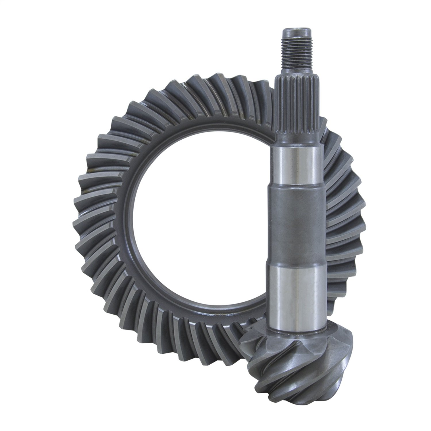 Yukon Gear & Axle (YG T7.5R-456R) High Performance Ring & Pinion Gear Set for Toyota Tacoma/T100 7.5 IFS Reverse Rotation Differential