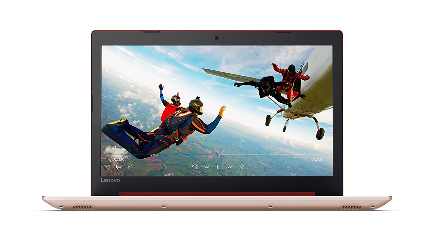 2020 Newest Premium Flagship Lenovo Ideapad 330 15.6 Inch HD Laptop (Intel Core i3-8130U (Beat i5-7200U) up to 3.4GHz, 8GB DDR4 RAM, 128GB SSD, WiFi, Bluetooth, HDMI, Windows 10) (Red)