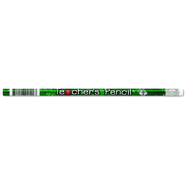 1.6 Wide 12 Count 1.3 Height Moon Pencil JRM2122B Dozen of Teachers Pencils 8.2 Length J.R