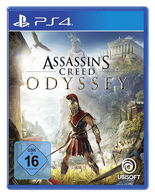 Assassin S Creed Odyssey Standard Edition Playstation 4