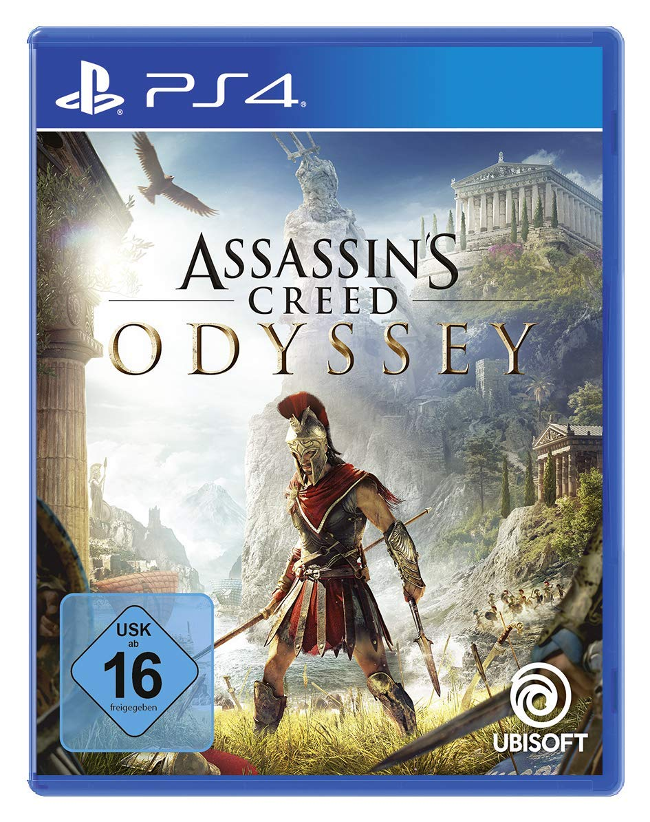 Assassin's Creed Odyssey - Standard Edition - [PlayStation 4] product image