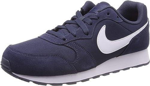 Nike Baby Jungen Md Runner 2 Pe (Gs) Laufschuhe, Thunder BlueWhite, 36 EU