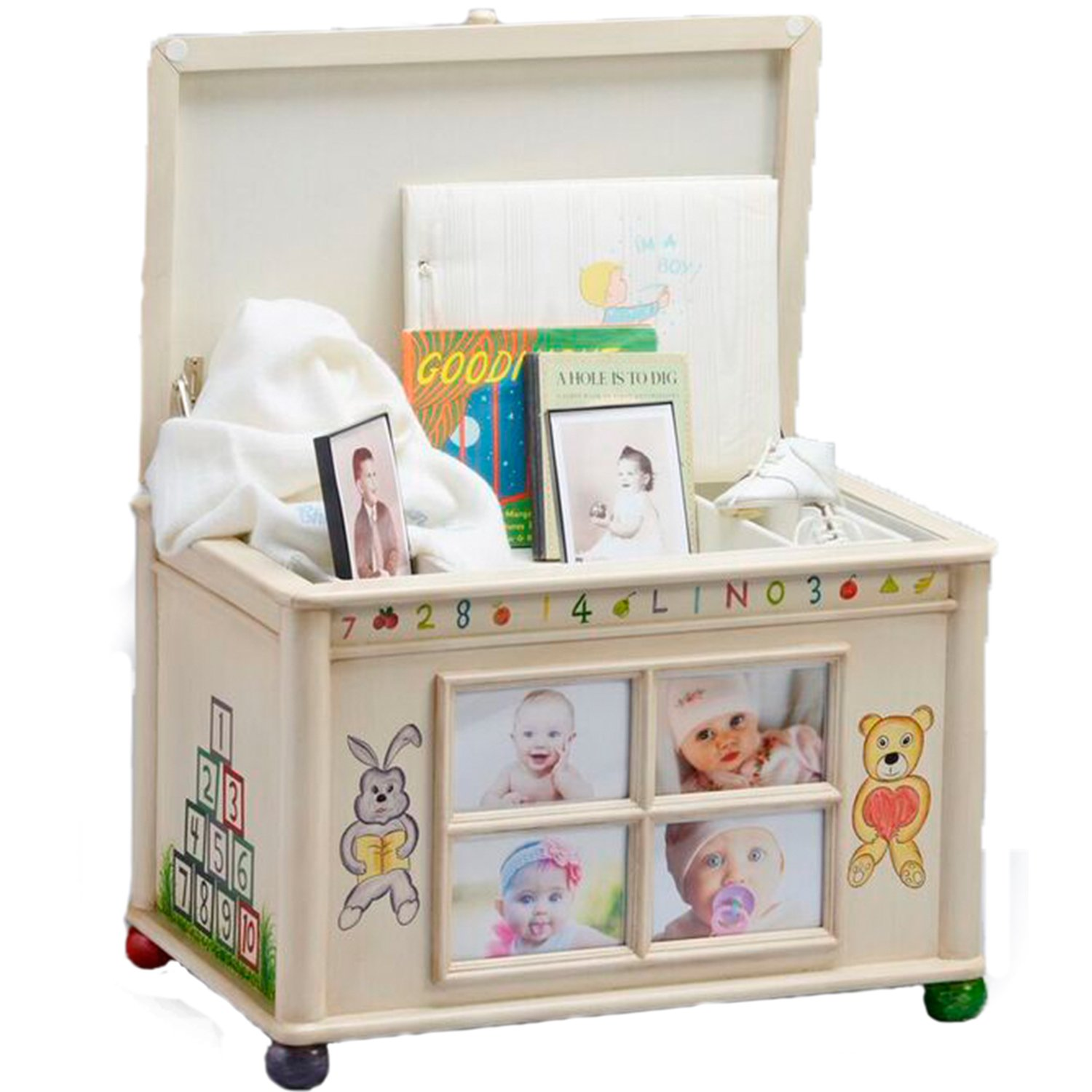 The Life Chest 123135 Children's Toy Box