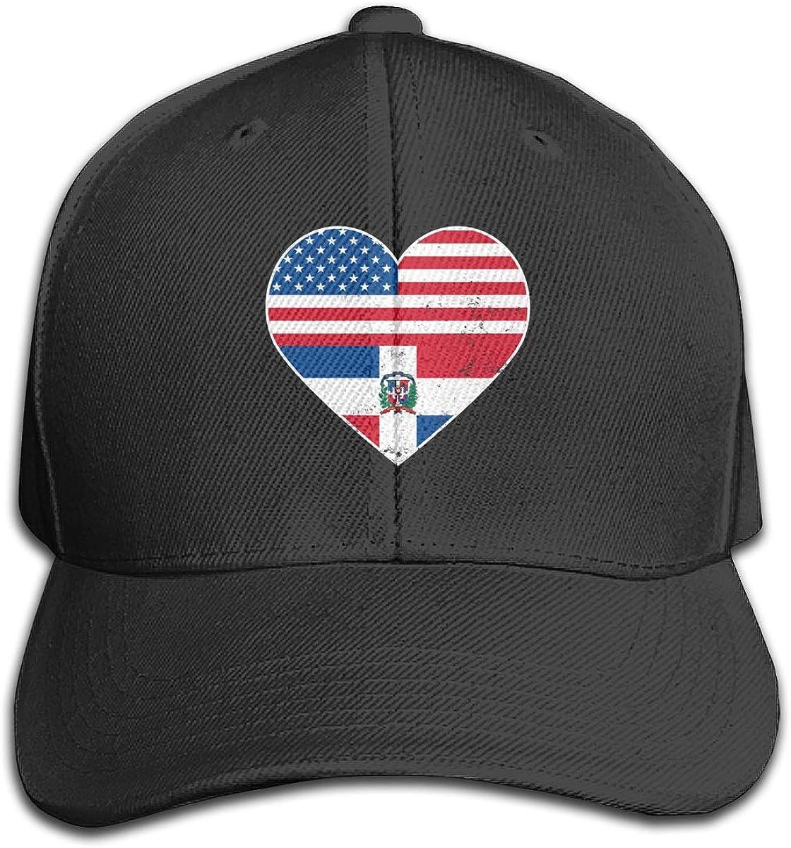 Zdsg Dominican Republic Dad Hat Unisex Cotton Hat Adjustable Baseball Cap