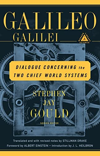 Dialogue Concerning the Two Chief World Systems (Modern Library Science)