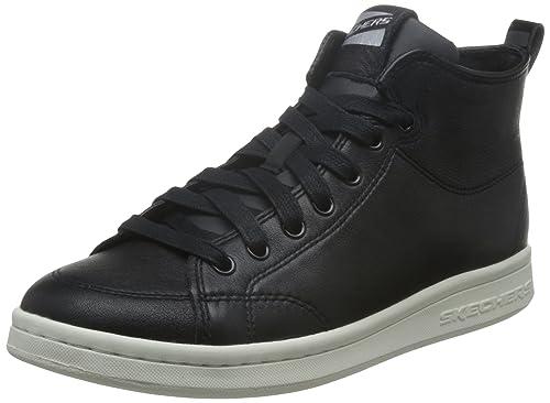 ca9db014fe78 Skechers Women s Omne-Midtown Hi-Top Sneakers