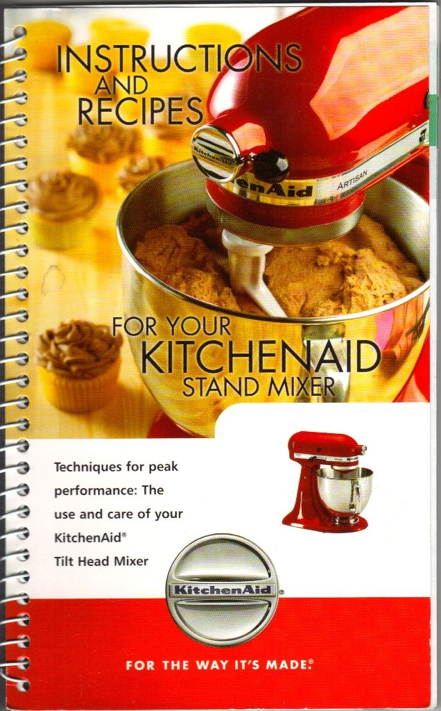 Instructions And Recipes For Your Kitchenaid Stand Mixer Kitchen