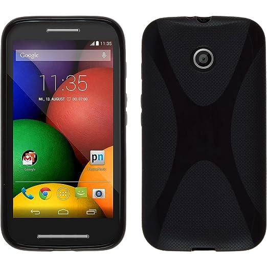 30 opinioni per PhoneNatic Custodia Motorola Moto E Cover nero X-Style Moto E in silicone +