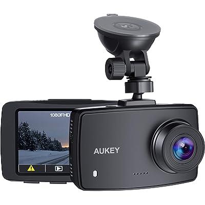 【6日まで】AUKEY 1080P Full HDドライブレコーダー DRA1 送料込3,499円