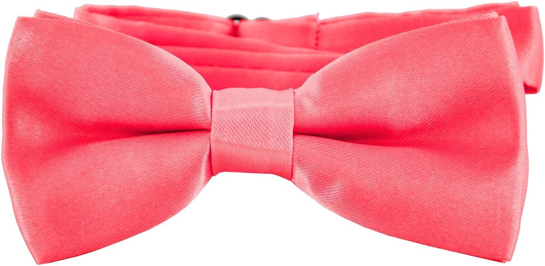 DonDon pajarita noble para niños - combinada y ajustable 9x 4, 5 ...