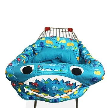Amazon.com: Por 3 in1 Shark carrito de la compra de/alta ...
